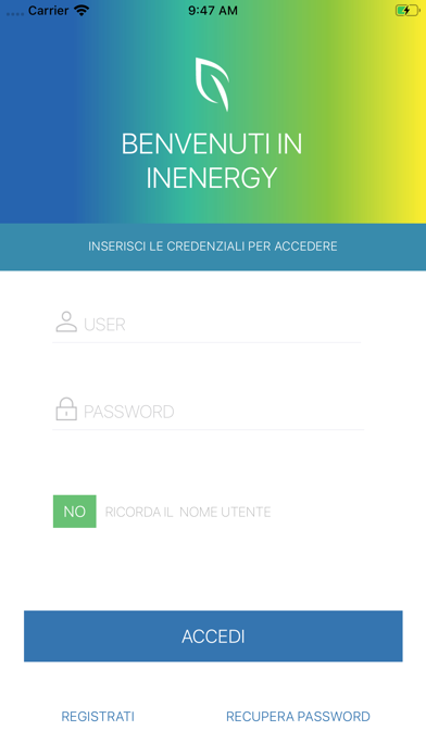 Screenshot of My INEnergy1