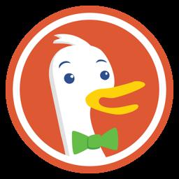 Ícone do app DuckDuckGo Privacy Essentials