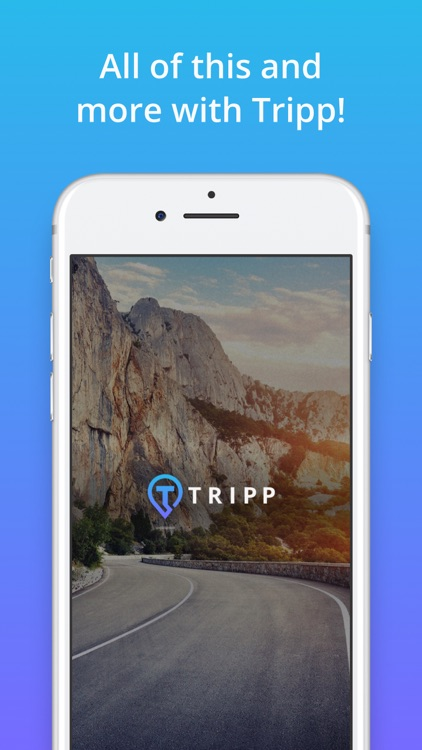 Tripp-Plan, Trace, View, Share screenshot-4