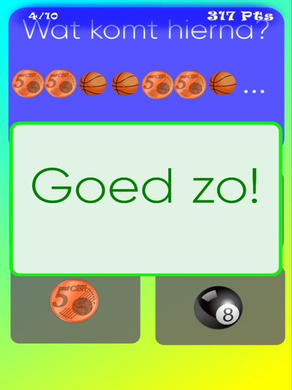 Groep 2 reeksen oefenen screenshot 10
