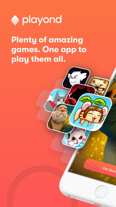 Playond - Games Collection screenshot 1