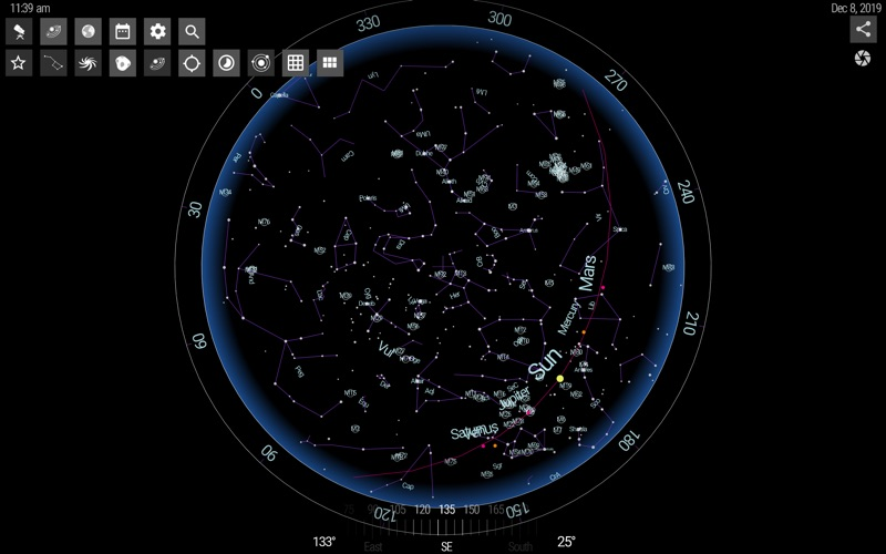 SkyORB 2020 Astronomy Lite for Mac