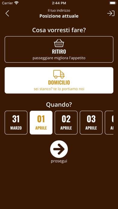 Dolce Milano Home screenshot 1