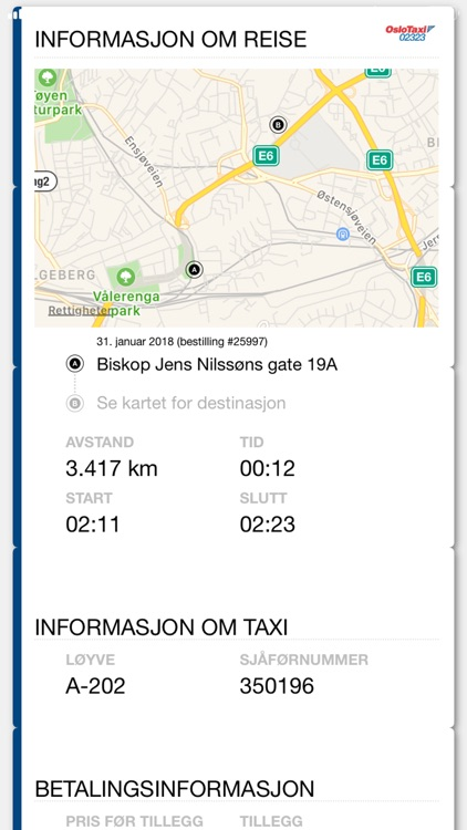 Taxifix screenshot-7