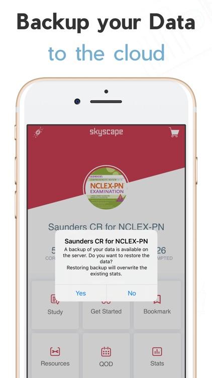 Saunders Comp Review NCLEX PN screenshot-8