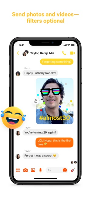 Messenger on the App Store