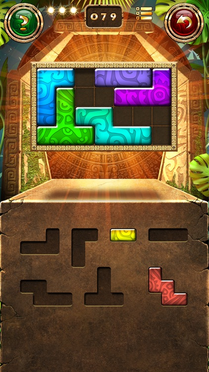 Montezuma Puzzle screenshot-0