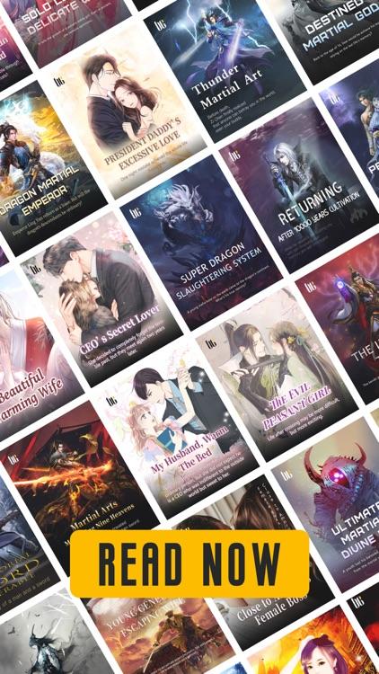 BabelNovel-Fiction Story Books screenshot-7