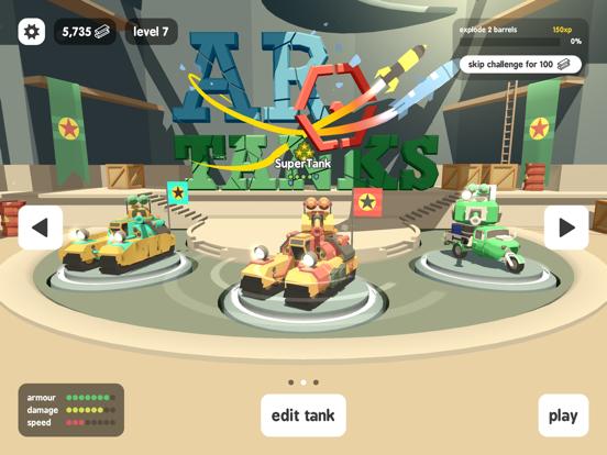 AR Tanks screenshot 6