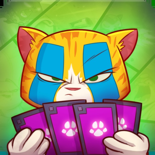Tap Cats: Epic Card Battle CCG icon