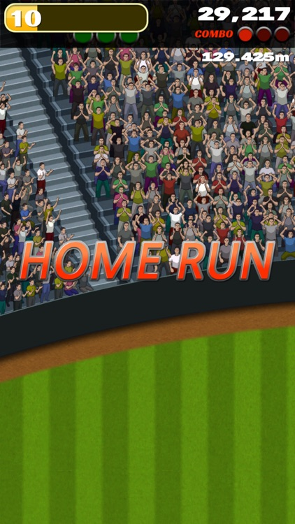 Inning Eater (Baseball game) screenshot-2