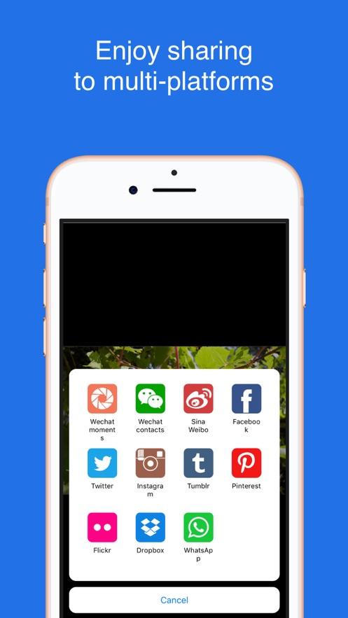 FlashAir Image Share-读取助手专业分享】版本记录- iOS App版本