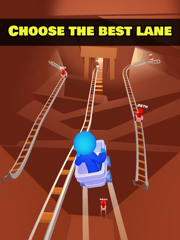 Mine Kart screenshot 2