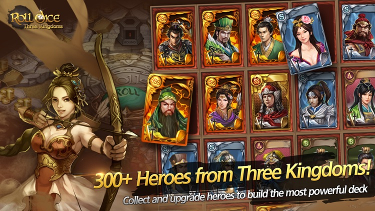 Roll Dice: Three Kingdoms screenshot-2