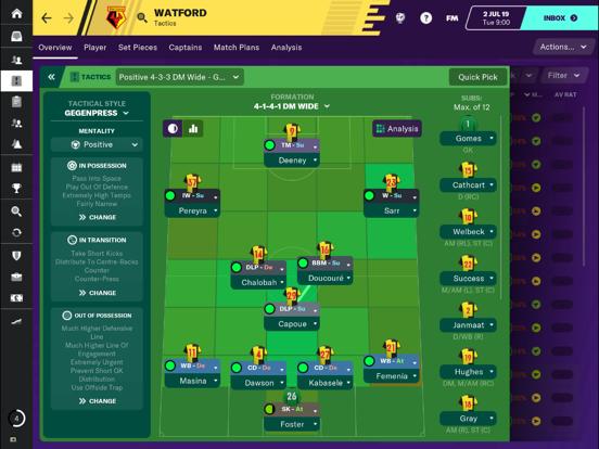 Football Manager 2020 Touch screenshot 4