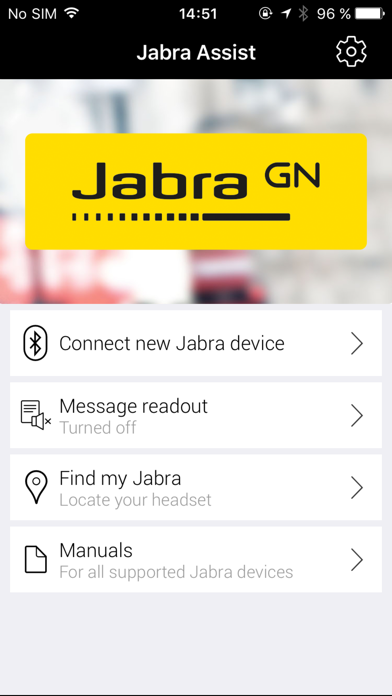 Jabra ASSIST - Revenue & Download estimates - Apple App