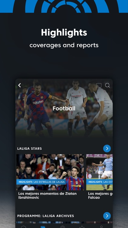 LaLiga Sports TV On Demand screenshot-5