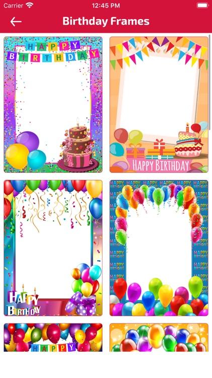 Birthday Wishes & Cards screenshot-5