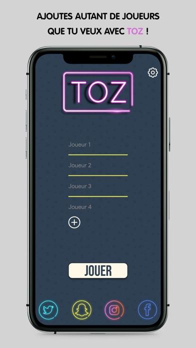 TOZ - Jeux d'alcool en soirée