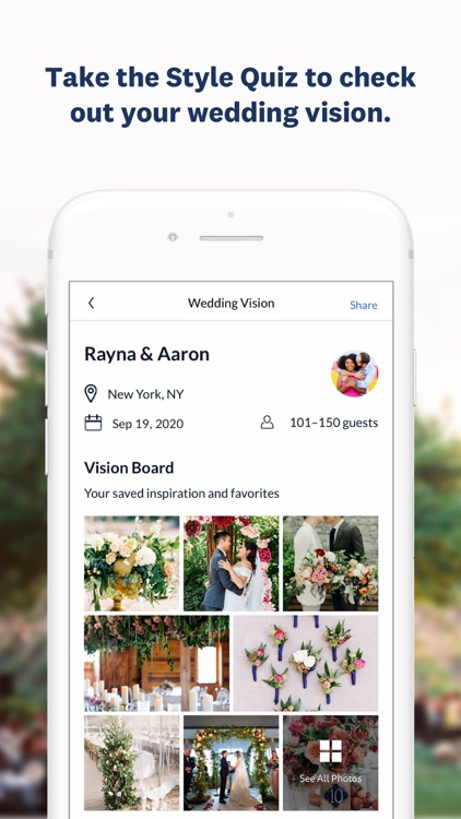 Wedding Planner by The Knot