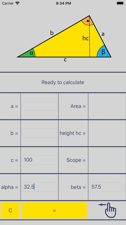 Right Triangle Solver screenshot-6