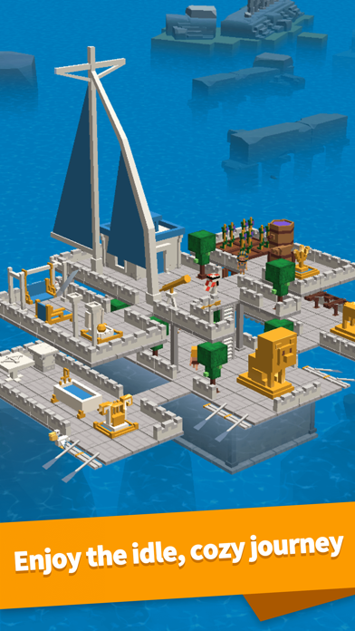 Idle Arks: Build at Sea screenshot 6