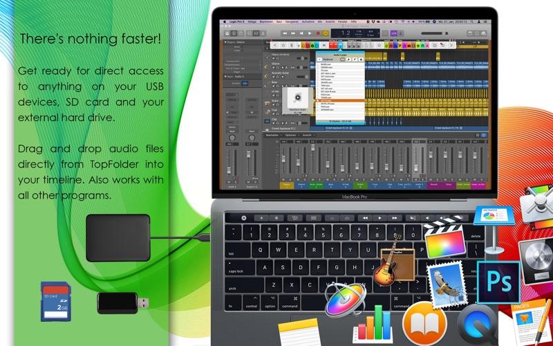 TopFolder for Mac