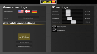 Screenshot for Faller System Digital Mobile in Pakistan App Store