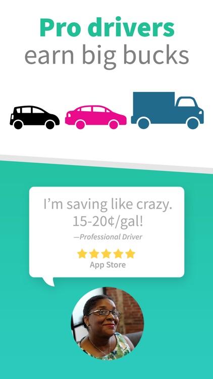 GetUpside: Gas & Food Cashback screenshot-7