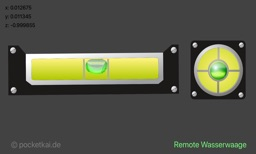 Remote Bubble Level