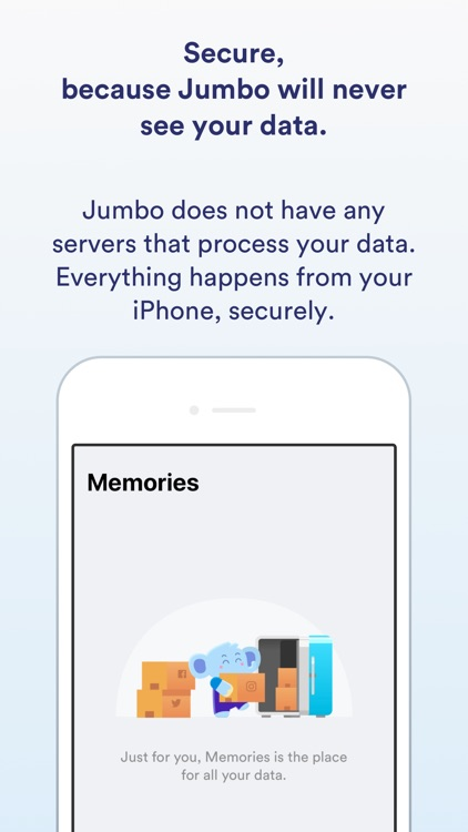 Jumbo Privacy screenshot-5