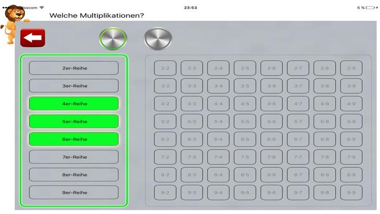Times Tables - Multiplications screenshot-8