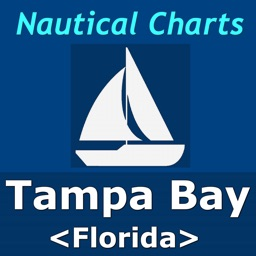 Tampa Bay (Florida) Marine GPS