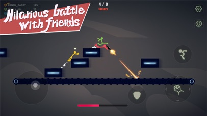 Stick Fight: The Game Mobile screenshot 4