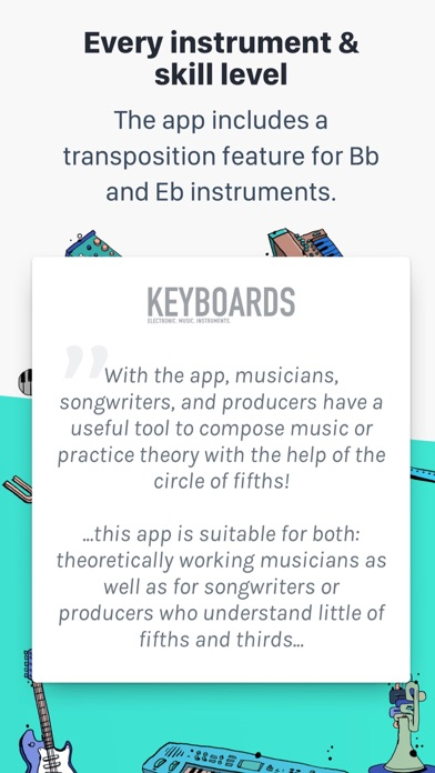 download Ultimate Circle Of Fifths apps 2