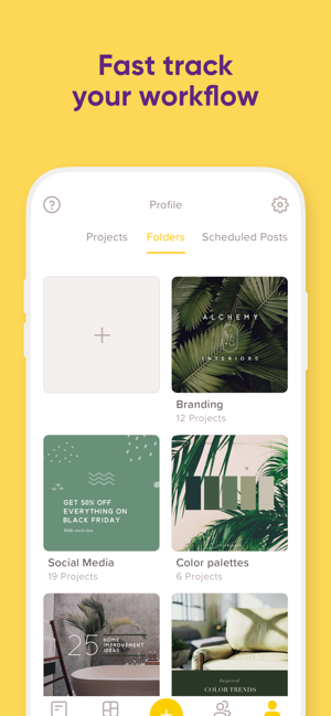 Over Design Flyer Story Maker on the App Store