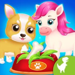 Cute Pet Shop Game