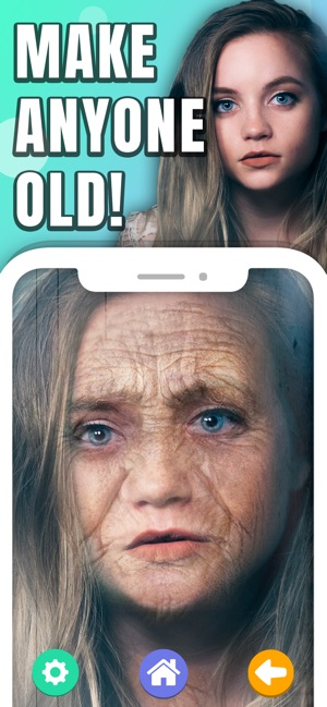 What Will I Look Like Old Face on the App Store