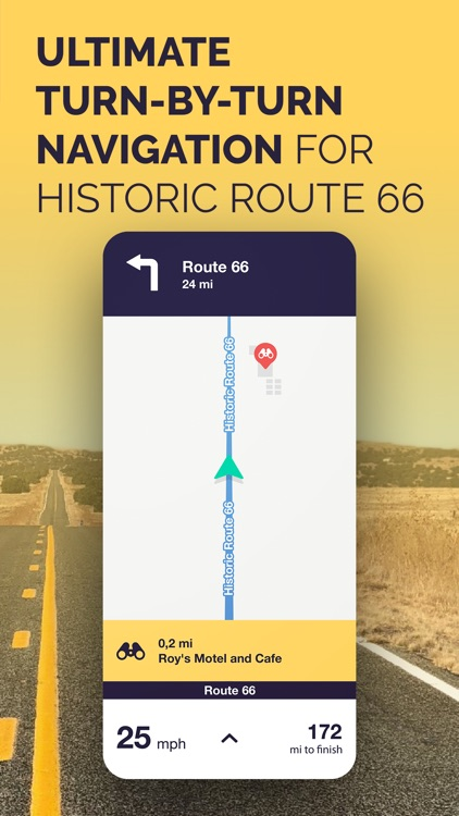Route 66 Navigation screenshot-0