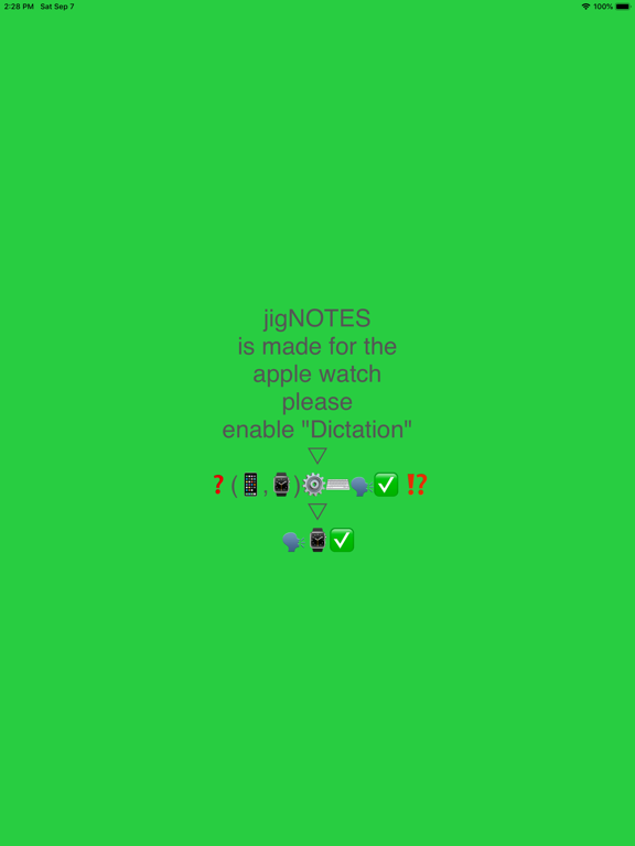 jigNOTES screenshot 2