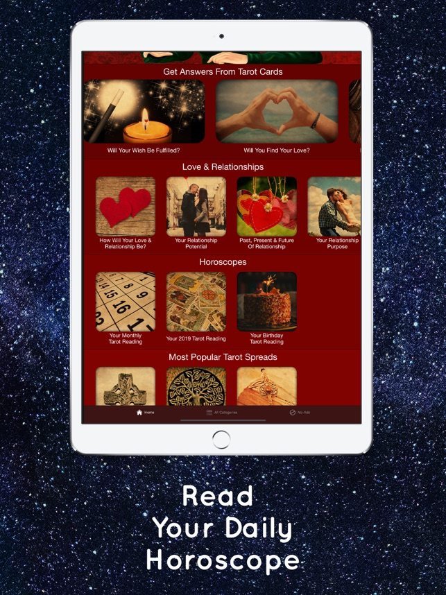 Tarot Card Reading & Astrology on the App Store