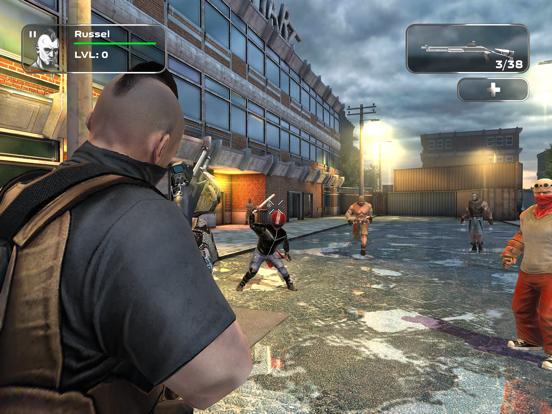 Slaughter 3: Мятежники на iPad