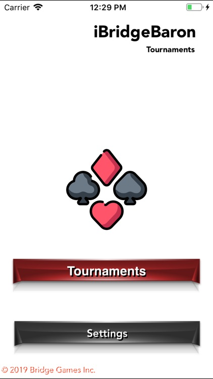 Bridge Baron Tournaments