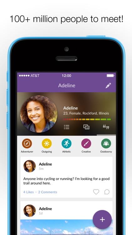 MeetMe - Go Live, Chat & Meet screenshot-3