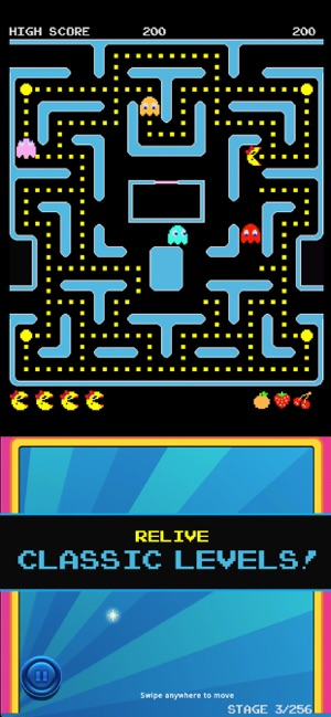 ‎Ms. PAC-MAN Screenshot
