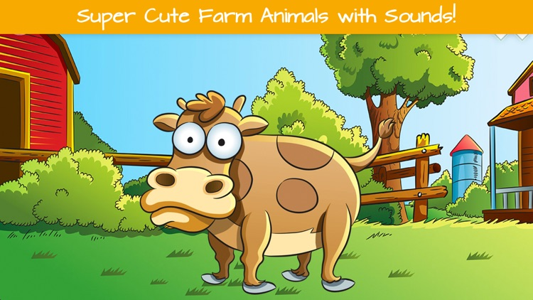 Farm Animals and Animal Sounds
