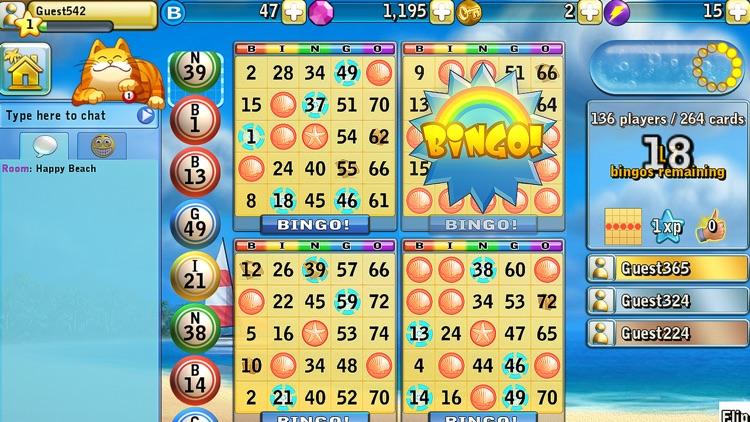 Bingo Beach screenshot-3