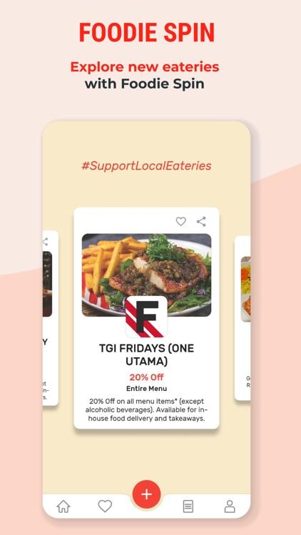 Foodie Plus screenshot-3