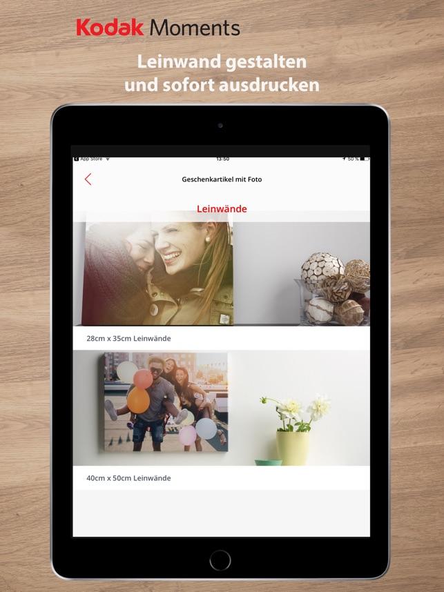 Kodak Moments Im App Store