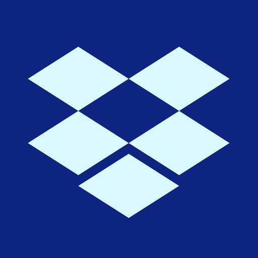 Dropbox云存储app icon图